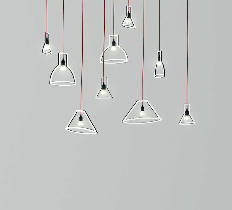 Illuminazione bagno lampada outliner da boffi bagno - Illuminazione bagno design ...