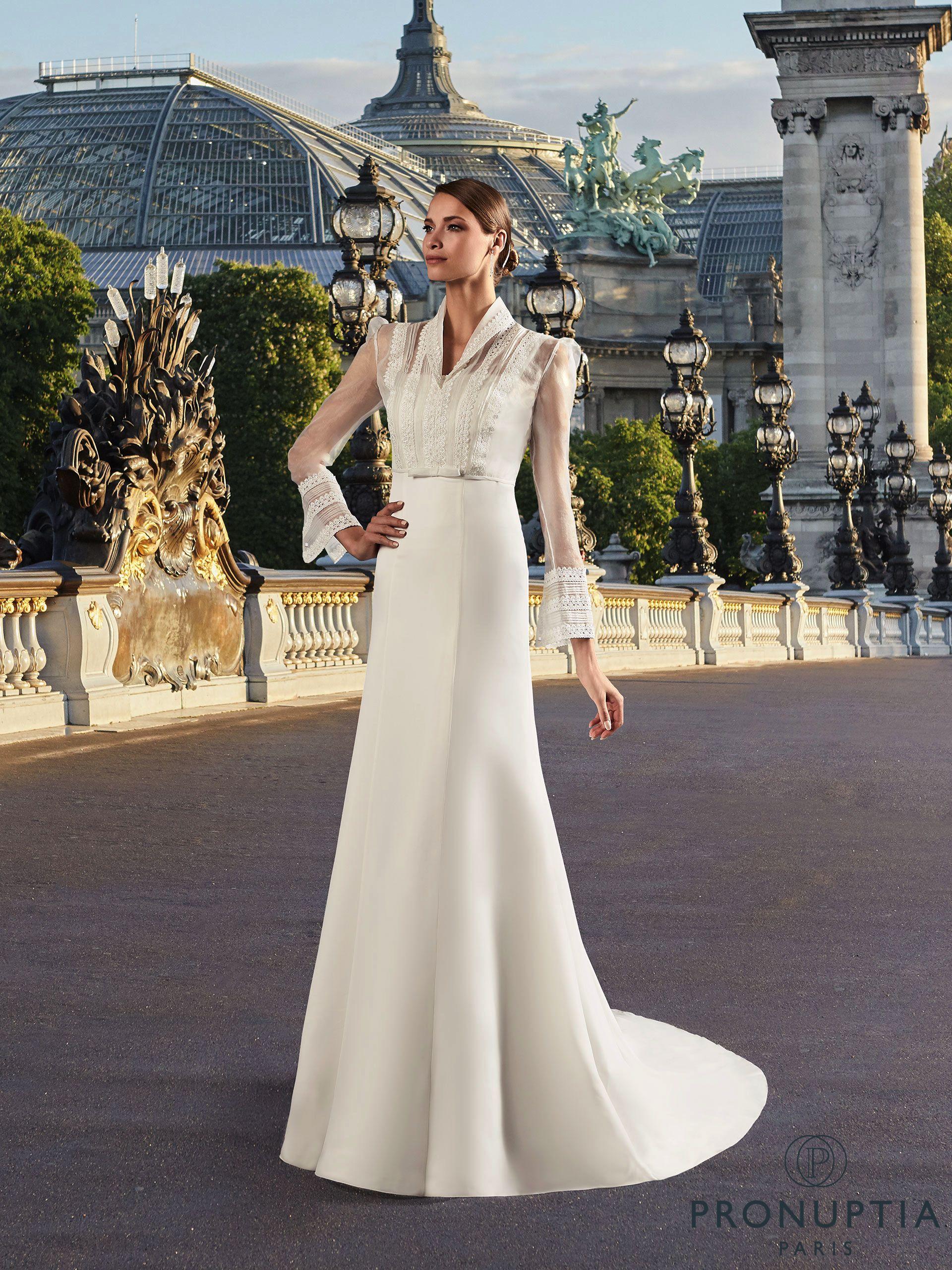 Robe de mariée eylau robe de mariée chemisier robe de mariée chic