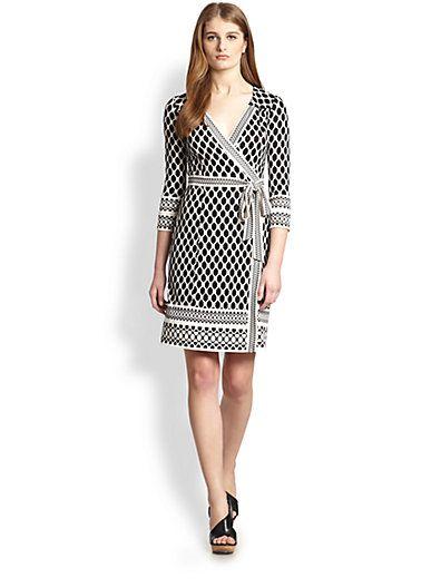 Tallulah Wrap Dress by: Diane von Furstenberg