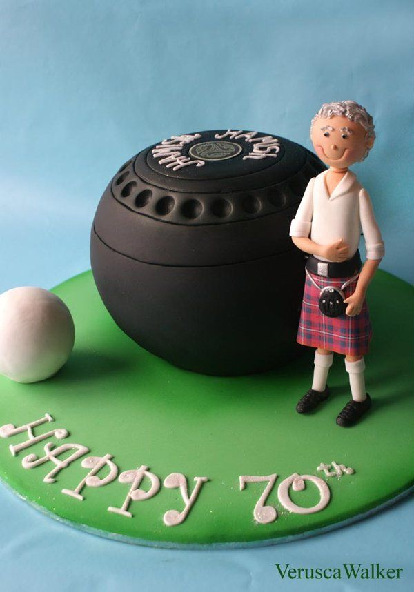Bowling Cake Decorations Uk