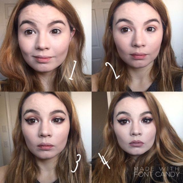 Round Eye Makeup Cat Eye Makeup