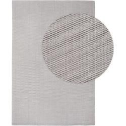 Photo of benuta Waschbarer Baumwollteppich Cooper Hellgrau 150×230 cm – Moderner Teppich für Wohnzimmer benut
