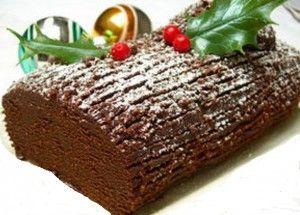 Buche aux marrons et au chocolat, la recette !