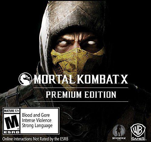 mortal kombat x download key