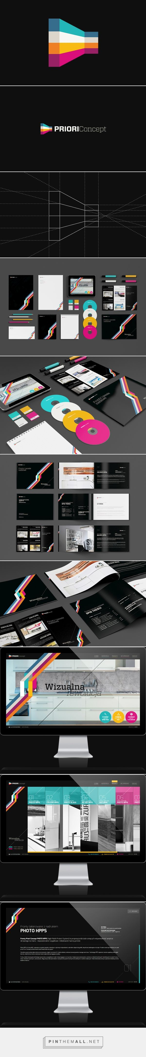 Professional And Modern Branding Projects By Necon Modern