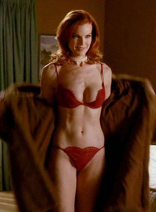 Pin on actress marcia cross