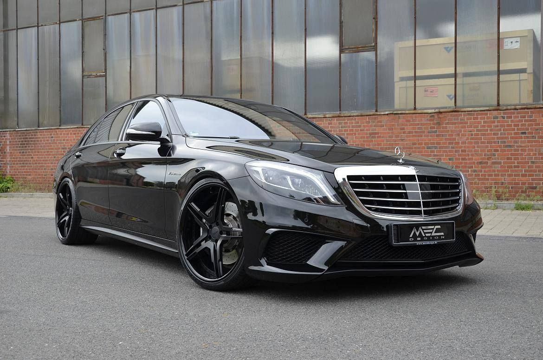 MercedesBenz SClass (W222) Tuning (1) Mercedes s63