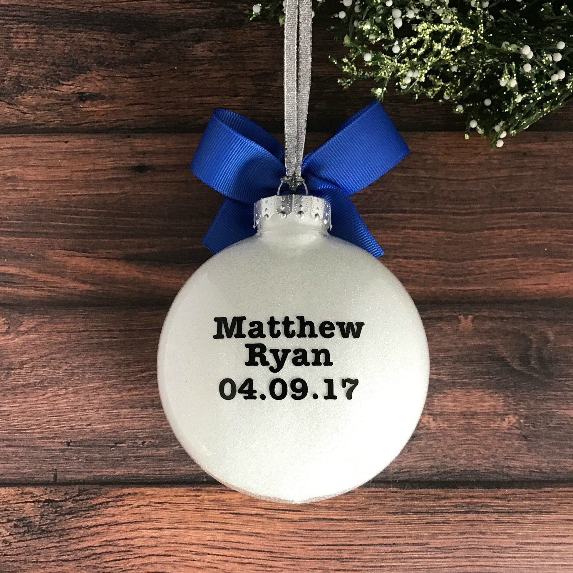 Confirmation ornament personalized confirmation gifts for