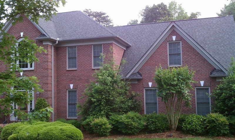 Certainteed Roofing Ideas CertainTeed Roofing Shingles With Red