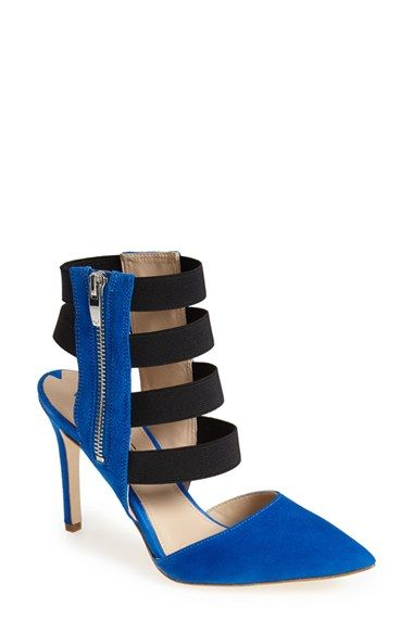 Via Spiga 'Damali' Suede Pump (Women) available at #Nordstrom