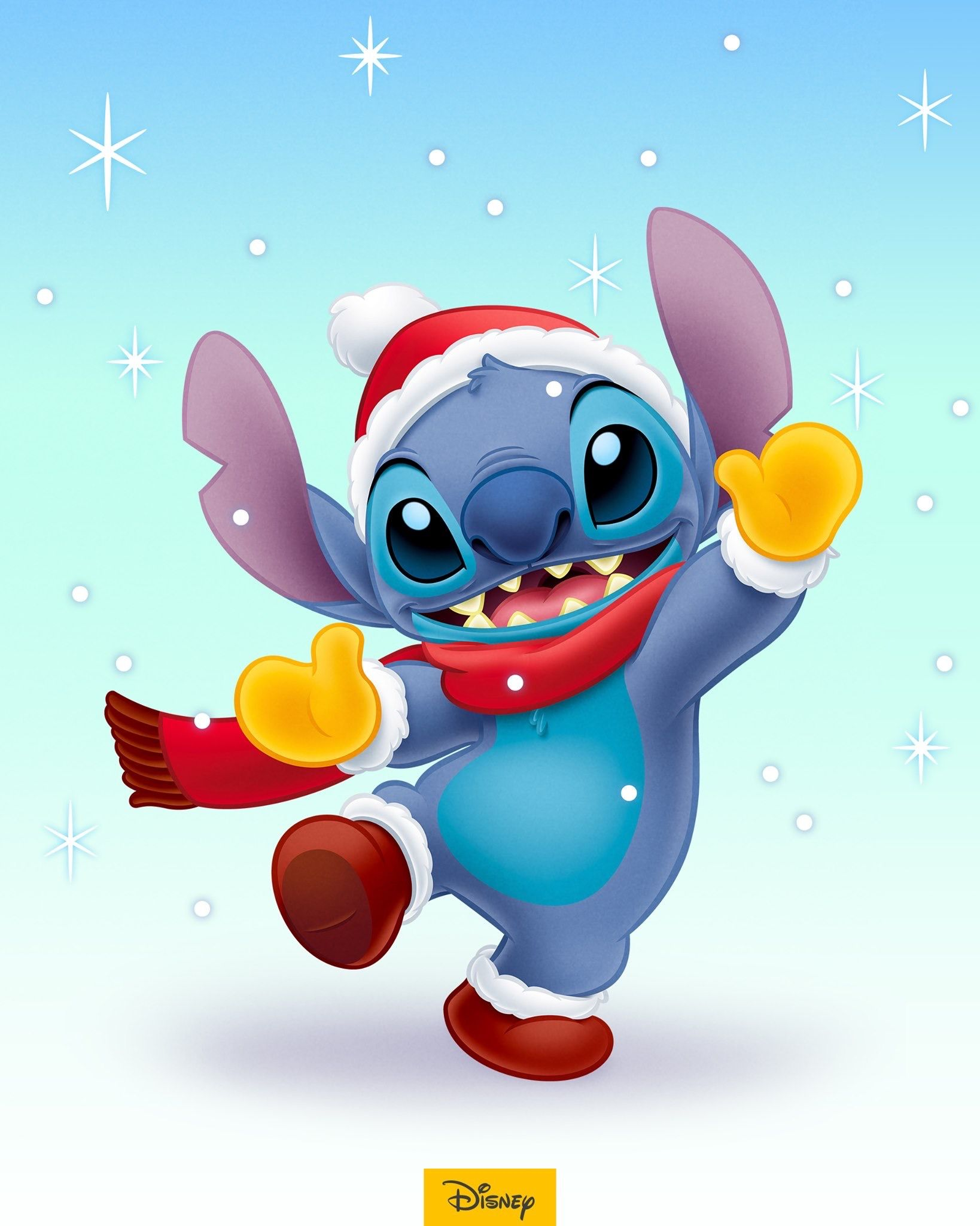 Lilo And Stitch Christmas Wallpaper : stitch, christmas, wallpaper, Disney, Christmas, Wallpaper, Iphone, Cute,, Cartoon, Characters,, Drawing