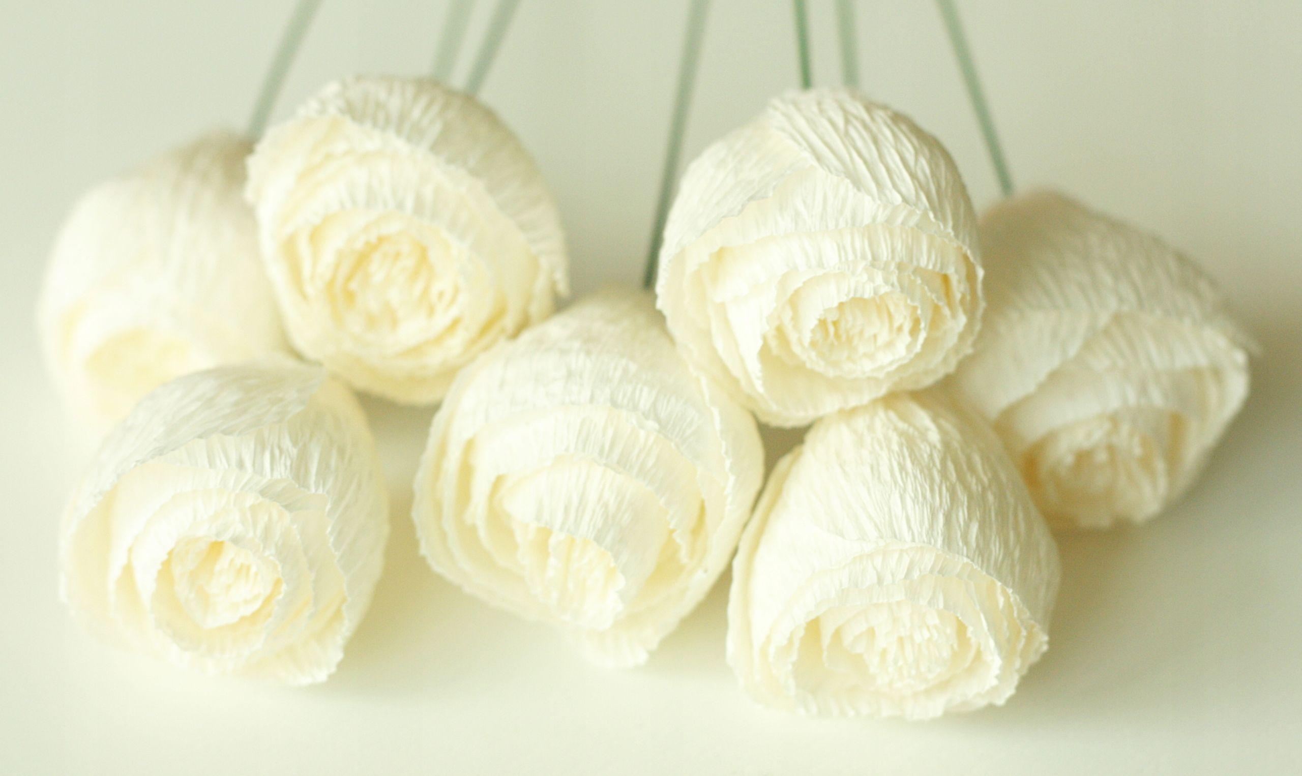 Sztuczne Kwiaty Z Krepiny Scianka Kwiaty Slubne Wedding Decorations Wedding Vegetables