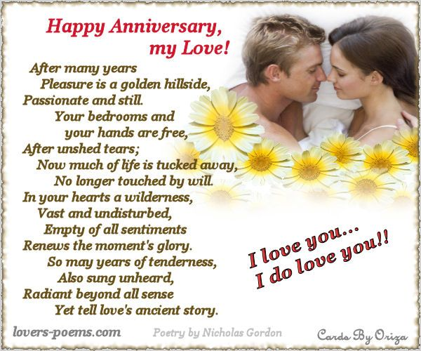 Happy anniversary love you wife pinterest