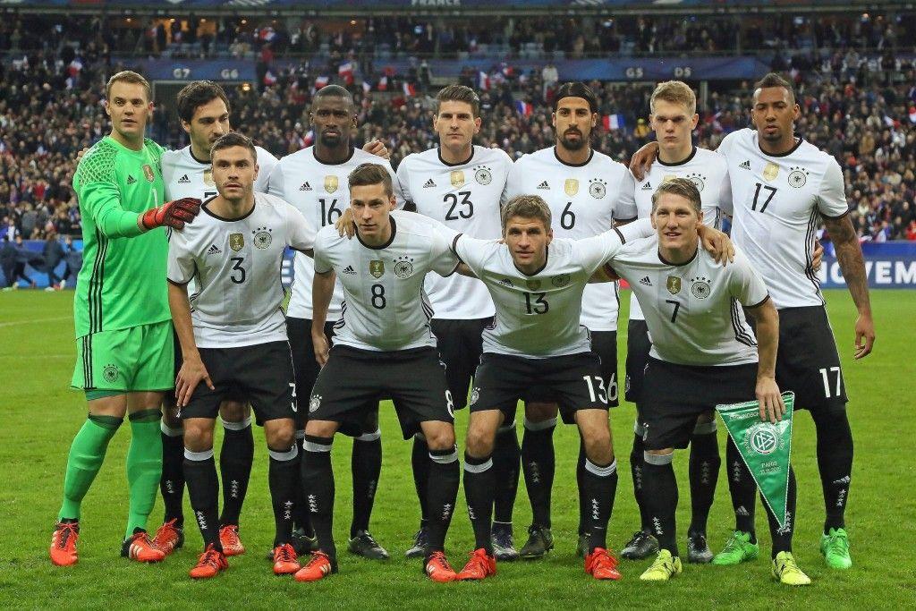 Spielplan Deutsche Nationalmannschaft