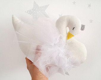 Swan nursery | Etsy