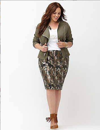 2015 Fall & 2016 Winter Plus Size Fashion Trends 20
