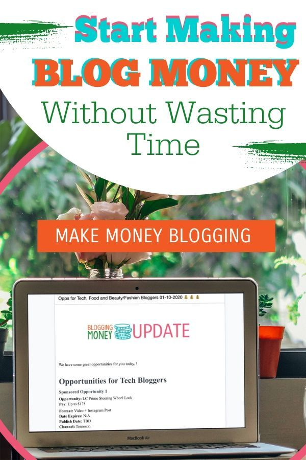 Can You Make Money Blogging? One way to monetize your blog is thru sponsored posts. Want to get the best-sponsored posts opportunities, straight to your inbox?