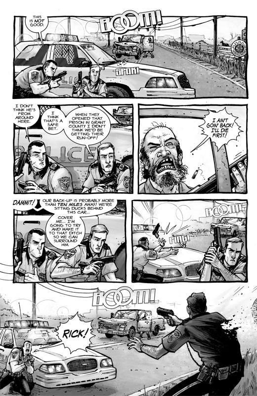 Walking Dead Comic  Google Search  Storyboards