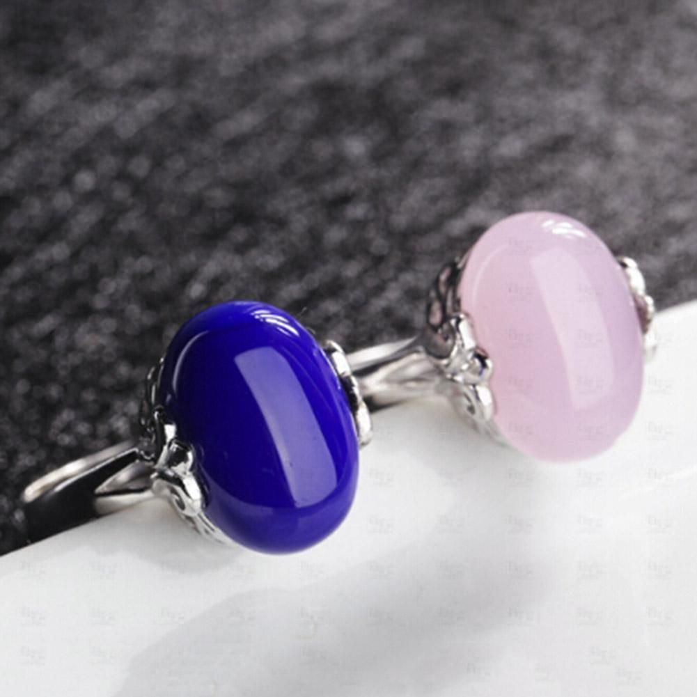 ring party designer gift stone birthday handmade blue bezel p set corundum rings gemstone sapphire il jewelry fullxfull wear