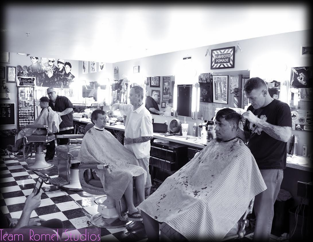 big kat's barbershop houston tx. no frills just a damn good hair