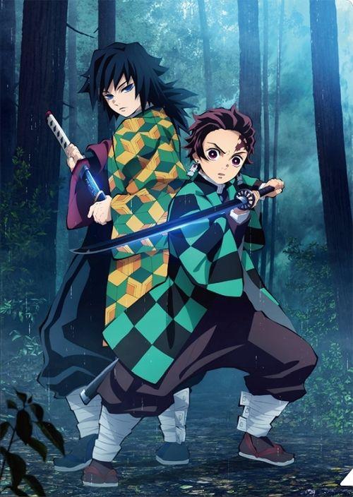 Demon Slayer Kimetsu No Yaiba Clear Folder Collectible Anime Demon Slayer Anime Anime