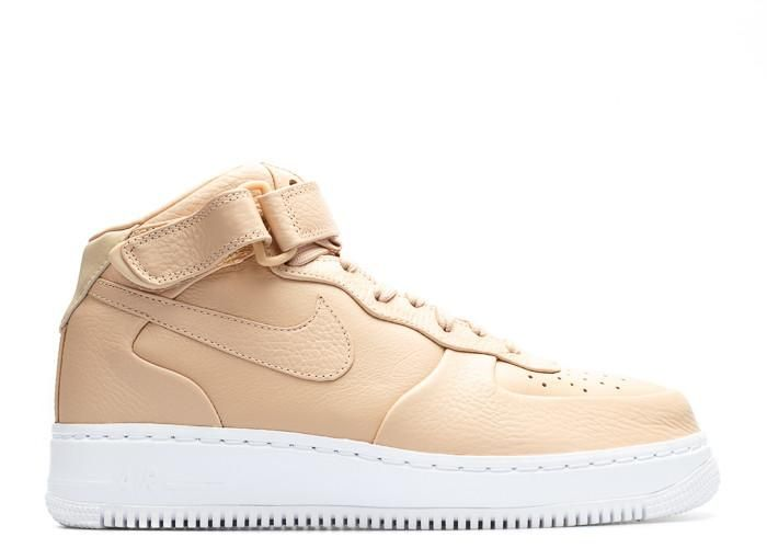 meet cf782 ceb1e Come for Cheap Low Price Nike Air Force Tan Vachetta One Online Mid Sells  Sneakers, Get Air Force 1 High You Like