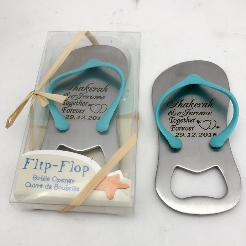 1dfd21c27781 personalized flip flop bottle opener Personalized Flip Flops