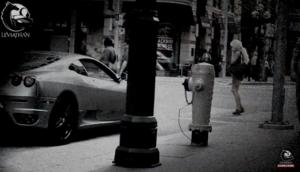 Ferrari Takes Revenge: Revvs Up At Rude Girl On Her Phone - Blooper News - News…