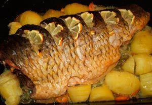 Рецепт приготовления филе тилапии в духовке с картошкой рецепт с фото