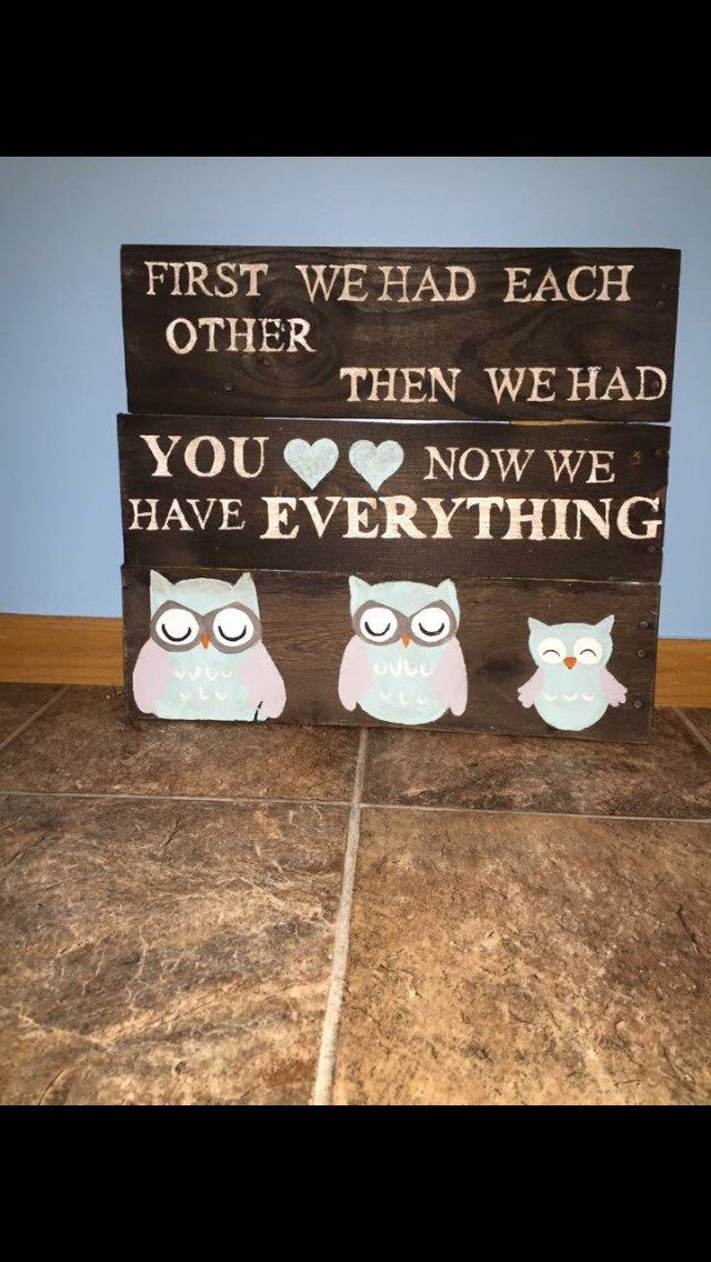 A personal favorite from my Etsy shop https://www.etsy.com/listing/233504901/owl-nursery-decor