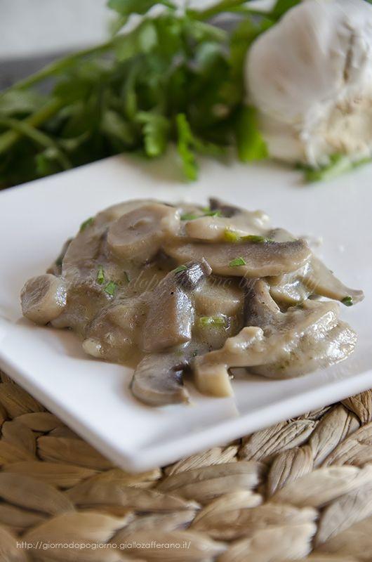 Ricette Funghi Trifolati