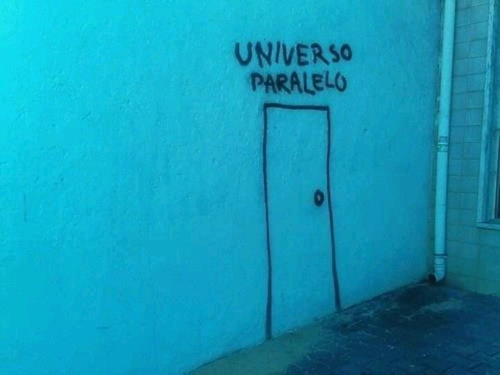Let S Get Out Of This Universe O Universo Paralelo