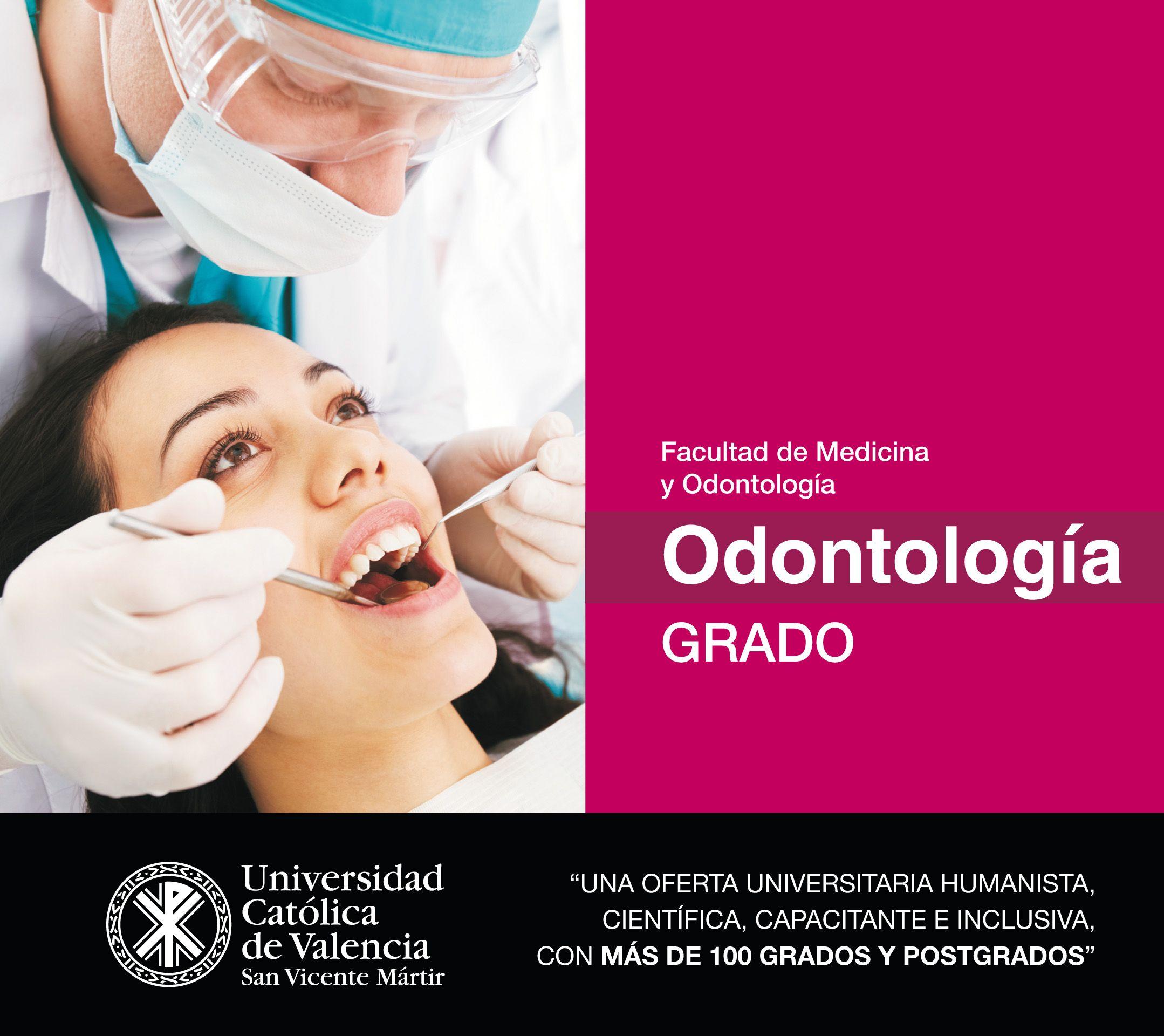 #Grado en #Odontología de la #UCV #FuturoUCV #TuGradoUCV