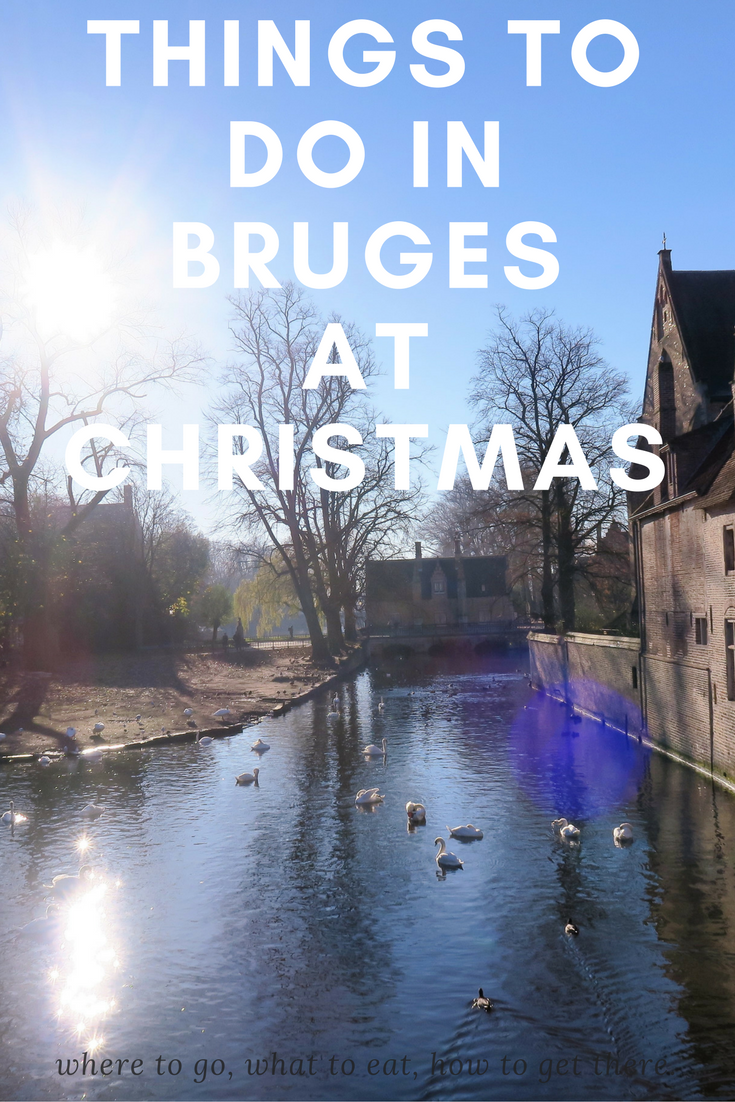 Things to do in Bruges this Christmas
