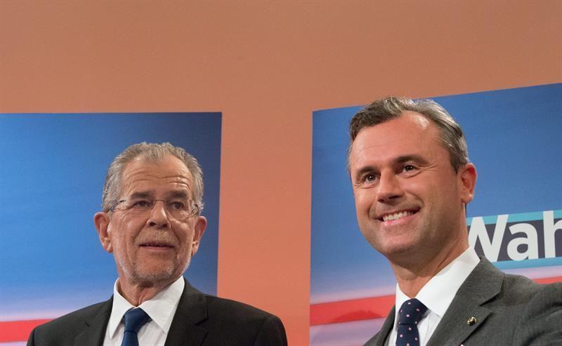 El voto por correo decidirá la presidencia de Austria