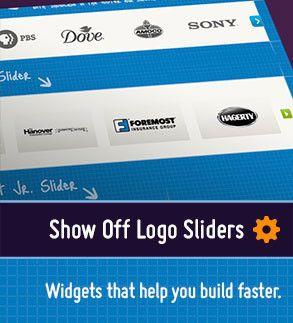 Show Off Logo Sliders - Adobe Muse Widget - museGrid com – Adobe