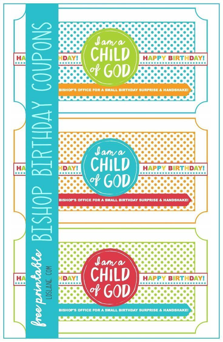 Birthday coupons birthday coupons birthday gifts
