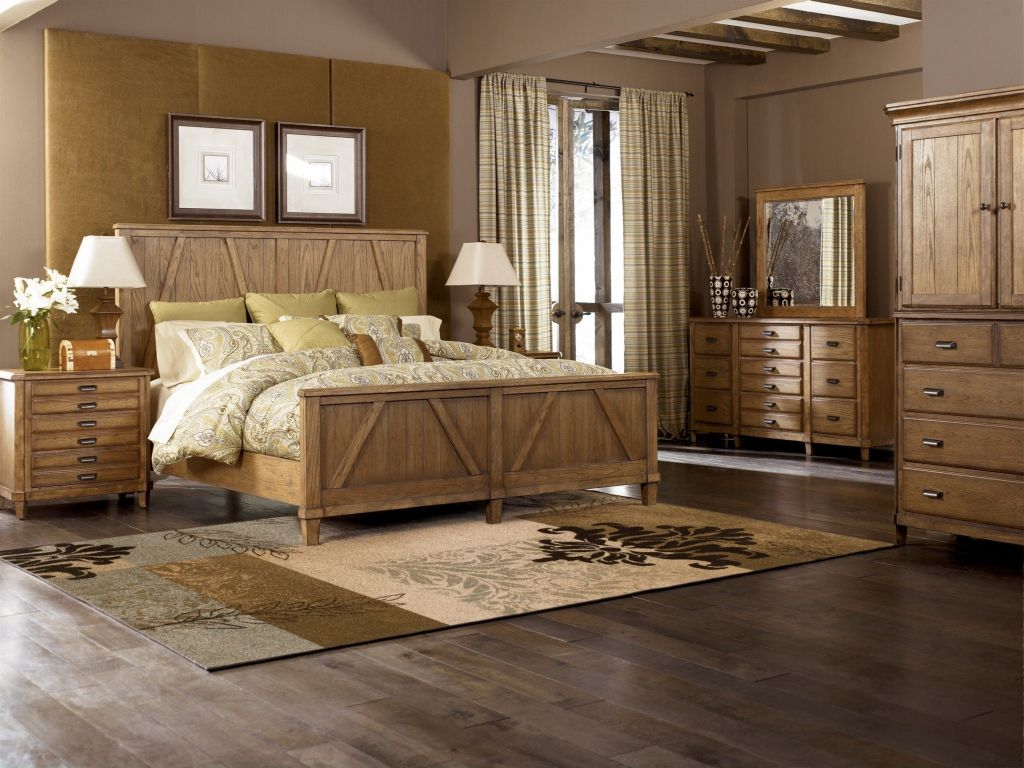 Country style bedroom furniture sets interior bedroom design