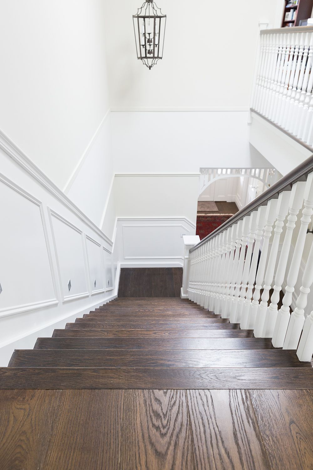 Stair | Traditional Stair | American Oak | Bullnose | Classic Design |  Interiors | Floorboards