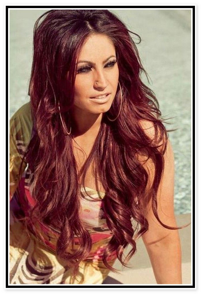 Jazzing Hair Color Cherry Cola In Hair Color Hair Pinterest
