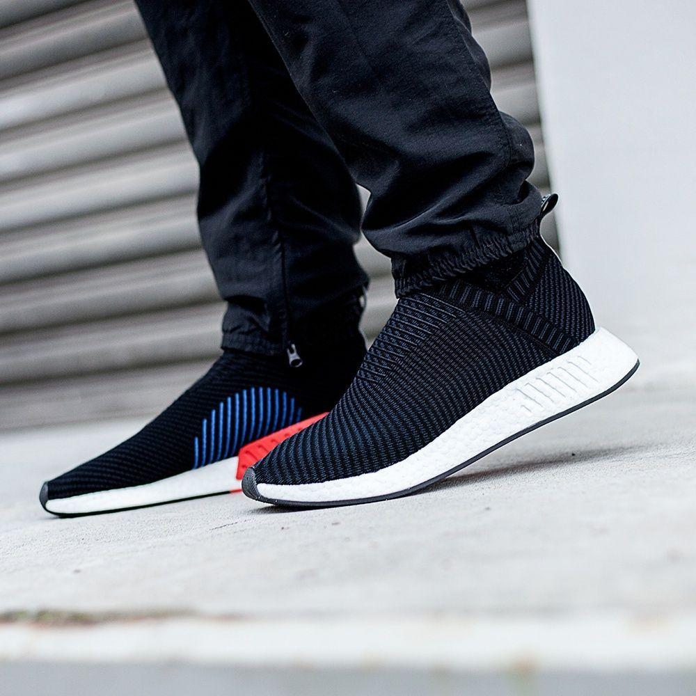 adidas NMD CS2 PK BlackBlue | Adidas nmd, Laufschuhe und