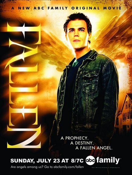 Paul Wesley in FALLEN (2006) I want this! | Free movies online