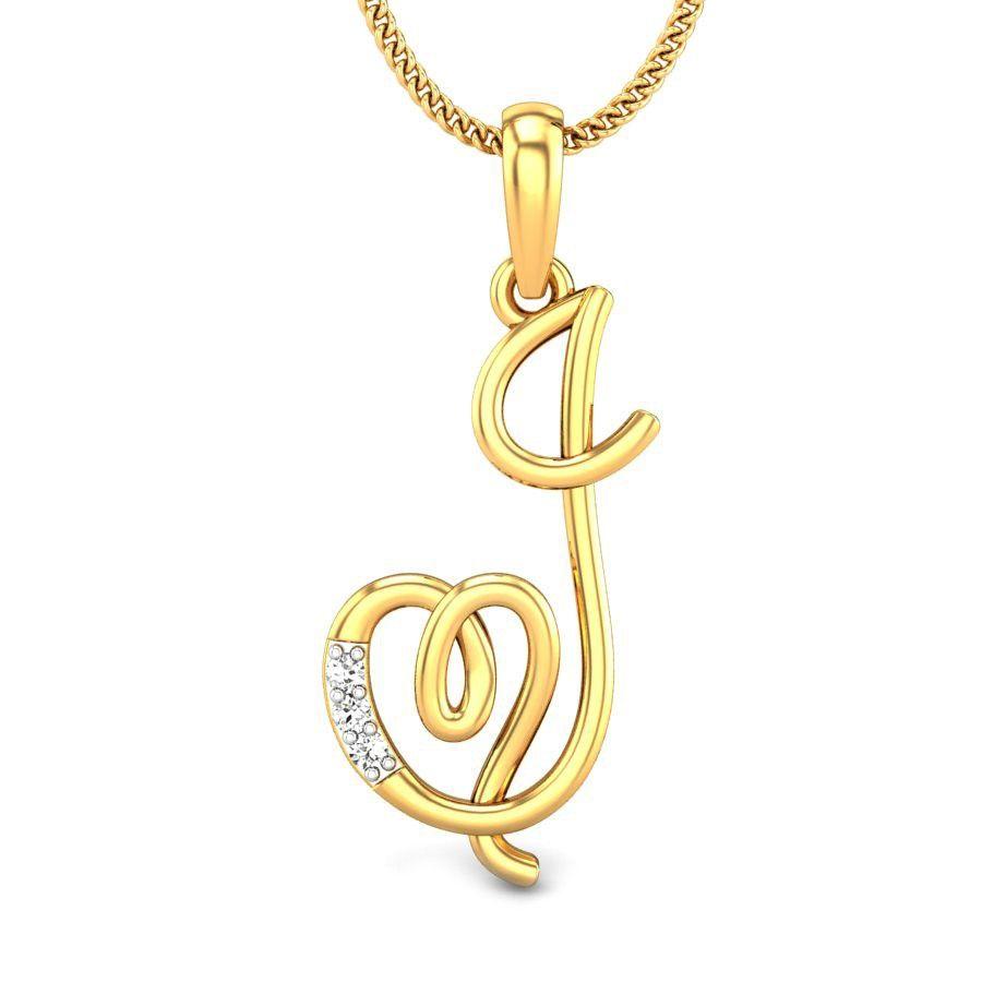 8ee523c4376f J LOVE DIAMOND PENDANT