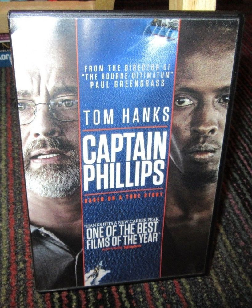 Phillips book captain