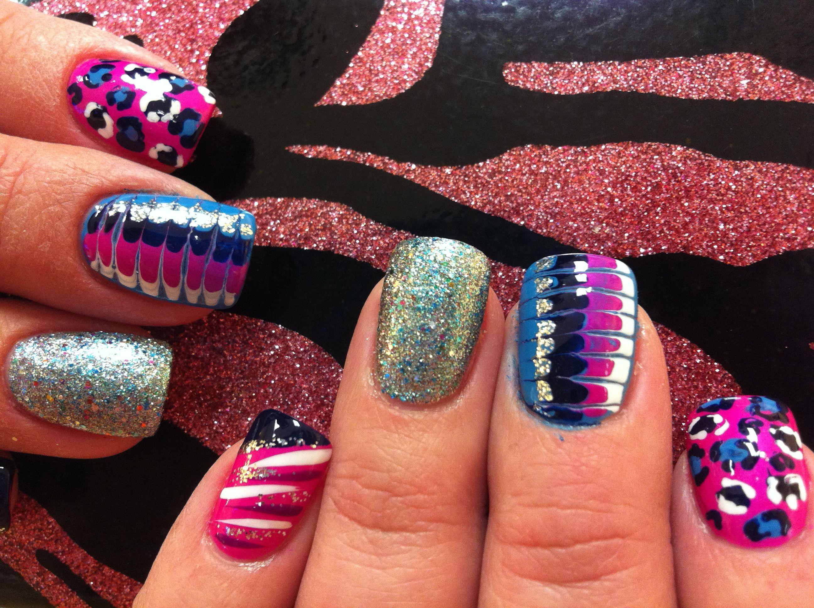 Pin by Diondra M on Nail Art   Nails, Nail art, Beauty