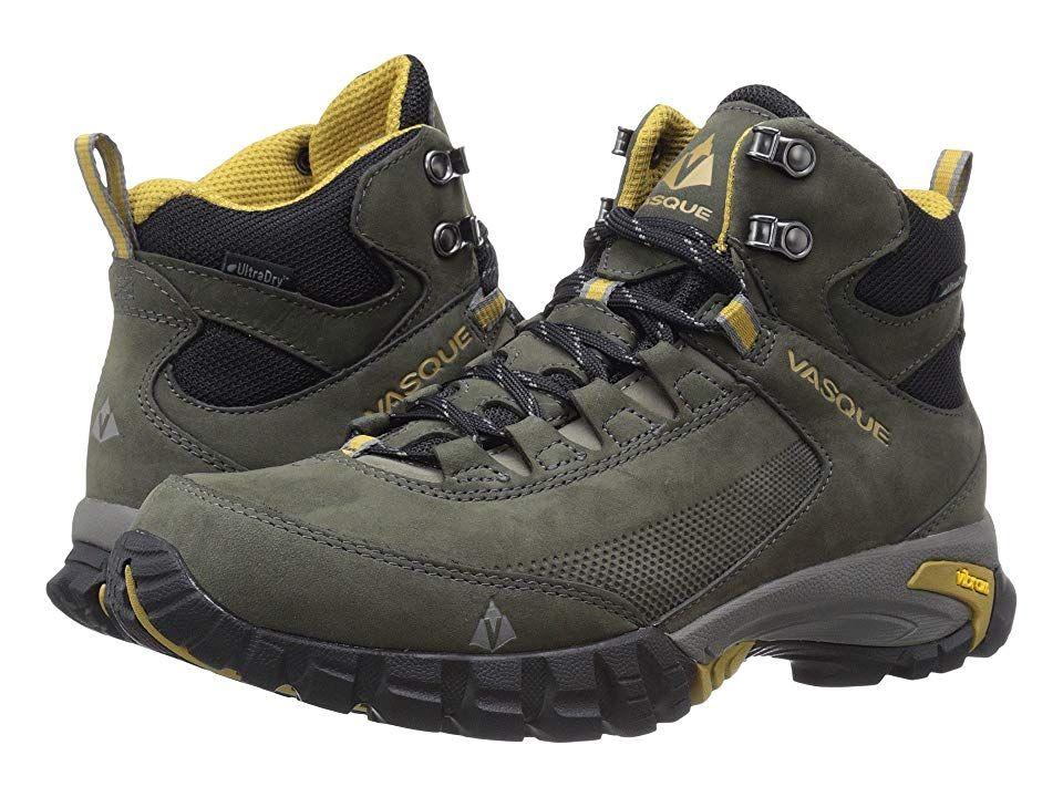 572e528b22c Vasque Talus Trek UltraDrytm (Magnet/Dried Tobacco) Men's Boots. Hit ...