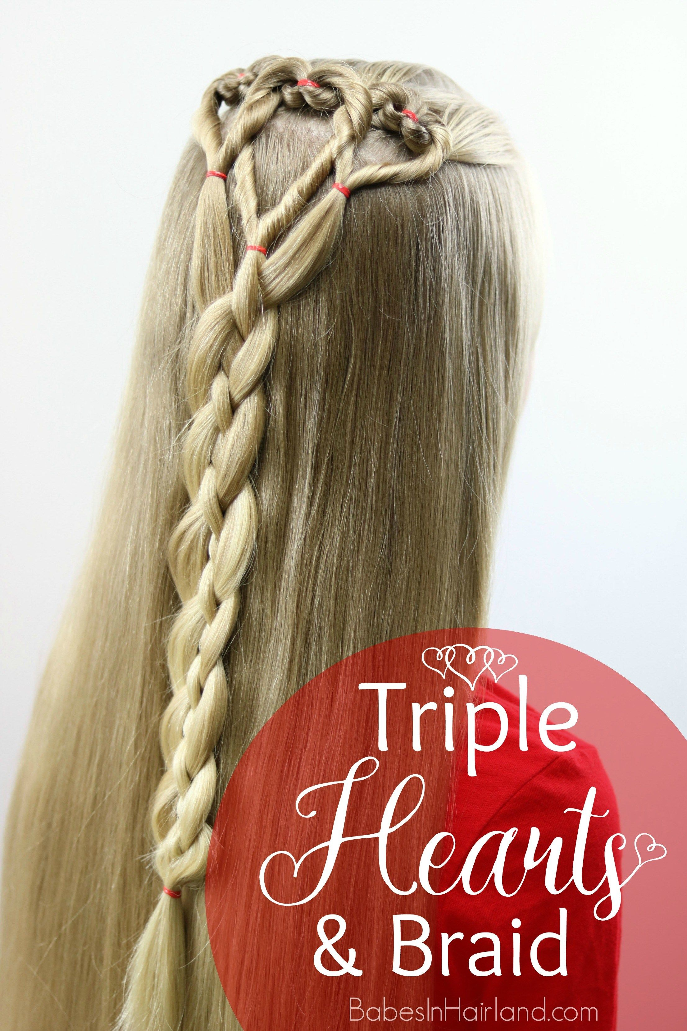 Triple Hearts and Braid