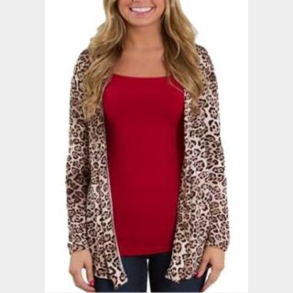 🐆Leopard Print Cardigan🐆 - Teenbell🐆   Leopards, Boutique and 21st