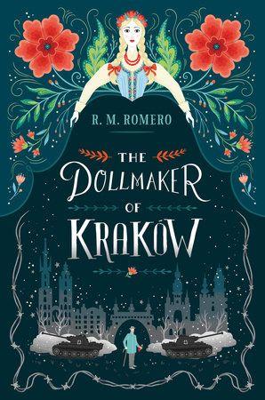 The Dollmaker Of Krakow In 2021 Book Cover Illustration Books Book Cover Art