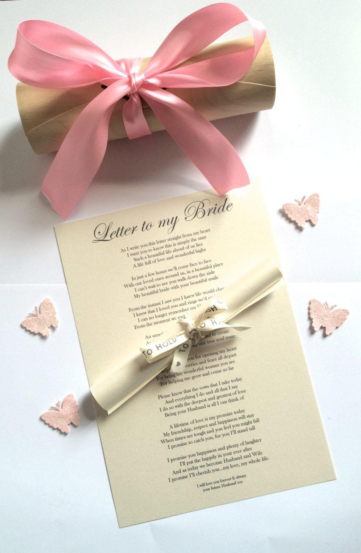 PERSONALISED WEDDING DAY TO MY HUSBAND GROOM WEDDING POEM GIFT CARD PRESENT